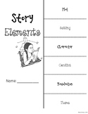 Story Elements Foldable