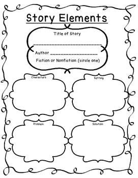 Story Elements Fun