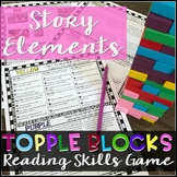 Story Elements Game