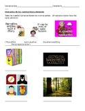 Story Elements Genero Narrativo