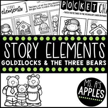 Story Elements: Goldilocks and the Three Bears