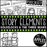 Story Elements: Goldilocks and the Three Bears