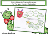 Story Elements Graphic Organizer For The Very Hungry Caterpillar