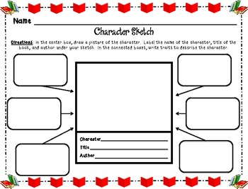 Story Elements Graphic Organizer Pack - Aligned with Common Core Standards