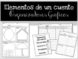 Story Elements Graphic Organizer SPANISH