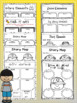 Story Elements Graphic Organizers- $1.00 ONLY!