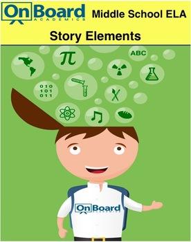 ELA Story Elements-Interactive Lesson