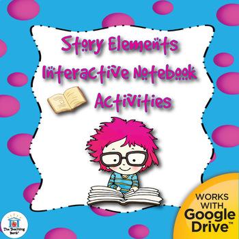 Story Elements Interactive Notebook Activities