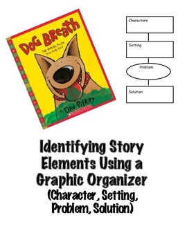 Story Elements Lesson Plan