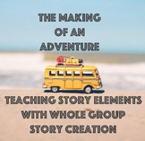 Story Elements - Library Media - Back to School - Reading