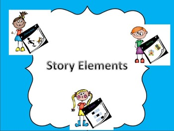 Story Elements Maps and Visuals