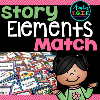 Story Elements Match