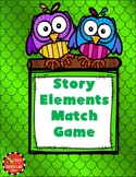 Story Elements Match Game