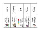 Story Elements- Matching Game