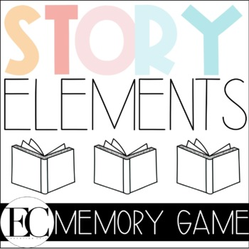 Story Elements Matching Memory Game