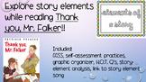 Story Elements Mini Lesson--Thank you Mr. Falker