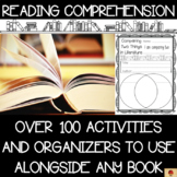 Reading Comprehension Printables For Any Book