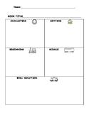 Story Elements Organization