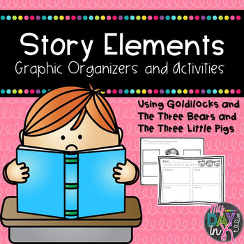 Story Elements Packet