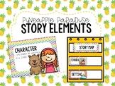Story Elements - Pineapple Paradise