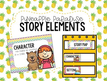 Story Elements - Pineapple Paradise