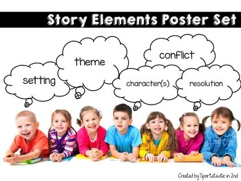 [FREEBIE] Story Elements [Posters]