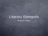 Story Elements PowerPoint Presentation