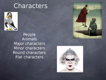 Story Elements PowerPoint Presentation