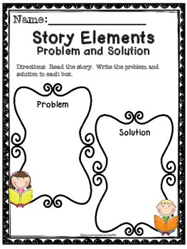 Story Elements - Problem and Solution