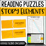 Story Elements Puzzles | 4th and 5th Grade Reading Center