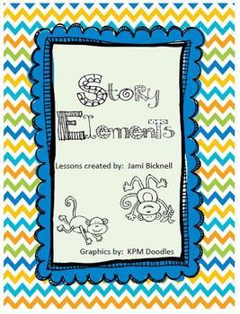 Story Elements Reading Skill Unit