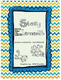 Story Elements Reading Skill Unit