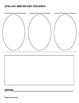 Story Elements Student Book - Common Core Aligned 2.RL.1, 2, 3, 5, 7 and 10