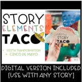 Story Elements Taco (Digital Version Included)