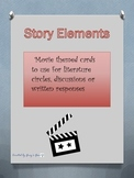 Story Elements Task Cards for Literature Circles
