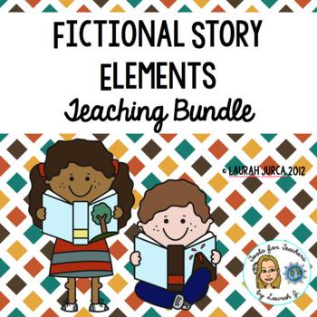 Story Elements Teaching Bundle