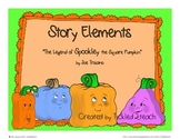 Story Elements The Legend of Spookley the Square Pumpkin