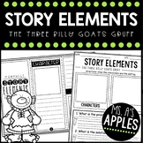 Story Elements: The Three Billy Goats Gruff