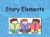 Story Elements UNIT Flipchart
