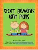 Story Elements Unit (CC Aligned)