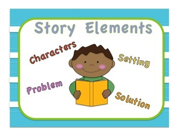 Story Elements Unit