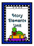 Story Elements Unit and Book Report Pack