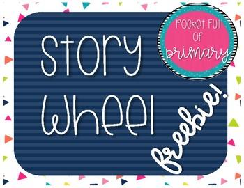 Story Elements Wheel Freebie