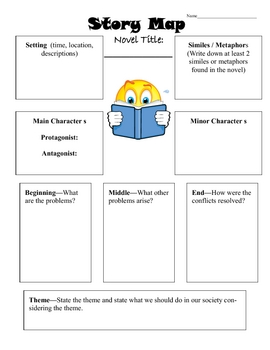 story elements worksheet by beverly brown teachers pay teachers. Black Bedroom Furniture Sets. Home Design Ideas