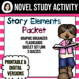 Story Elements and Figurative Language Packet