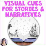 Visual Cues and Story Maps for Stories and Narratives