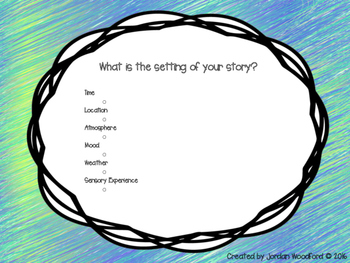Story Elements and Plot Structure Scavenger Hunt