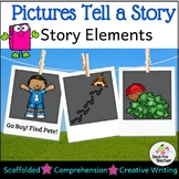 Story Elements and Reading Comprehension: Pictures Tell a Story