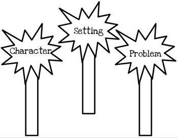 Story Elements and Summarizing Sticks