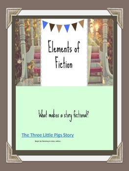 Story Elements for Beginners